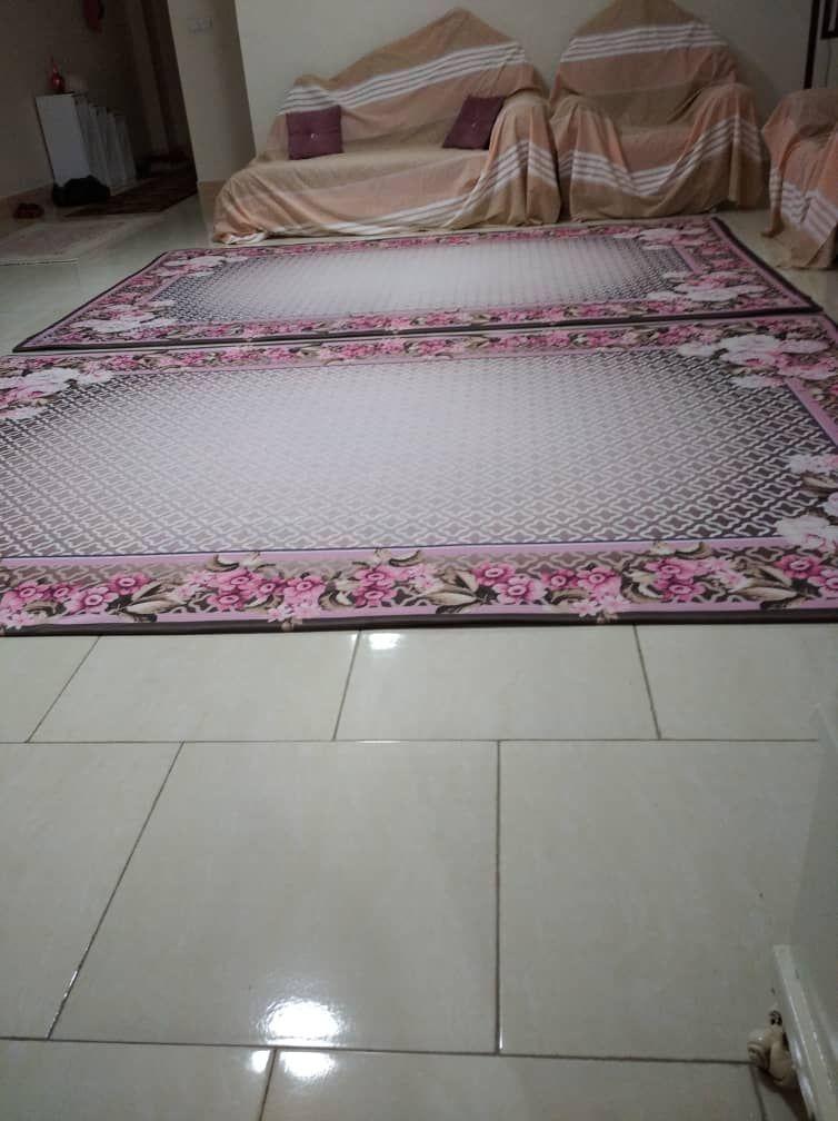 قیمت خرید کاور فرش پارچه ای