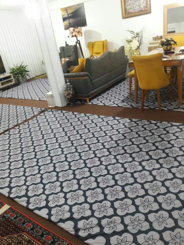شرکت عرضه کاور فرش ابریشمی